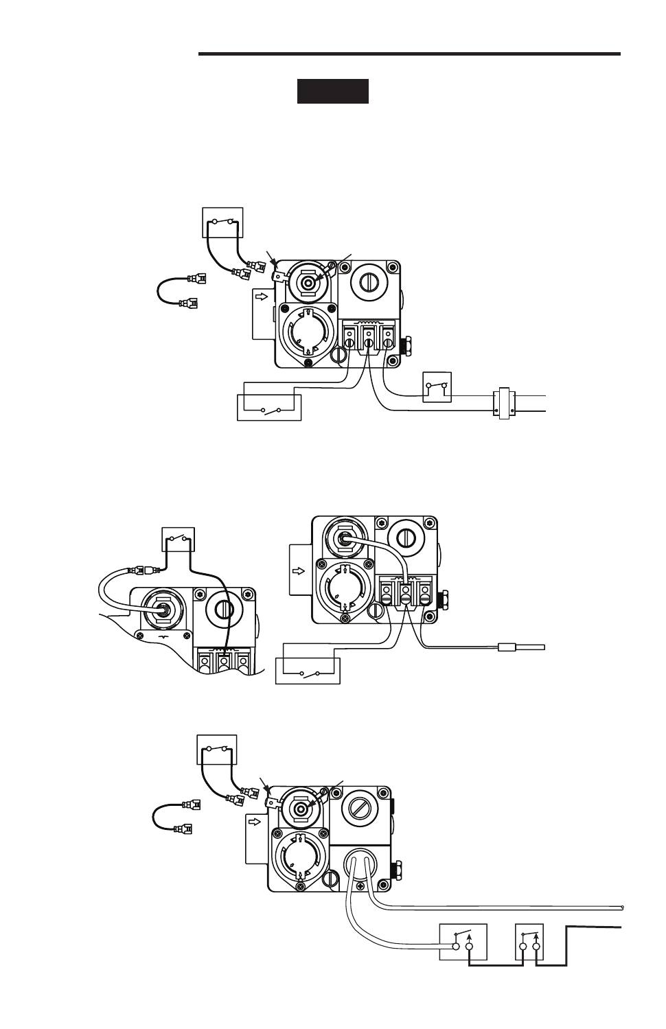 Wiring Diagram For Ga Valve Manual Guide