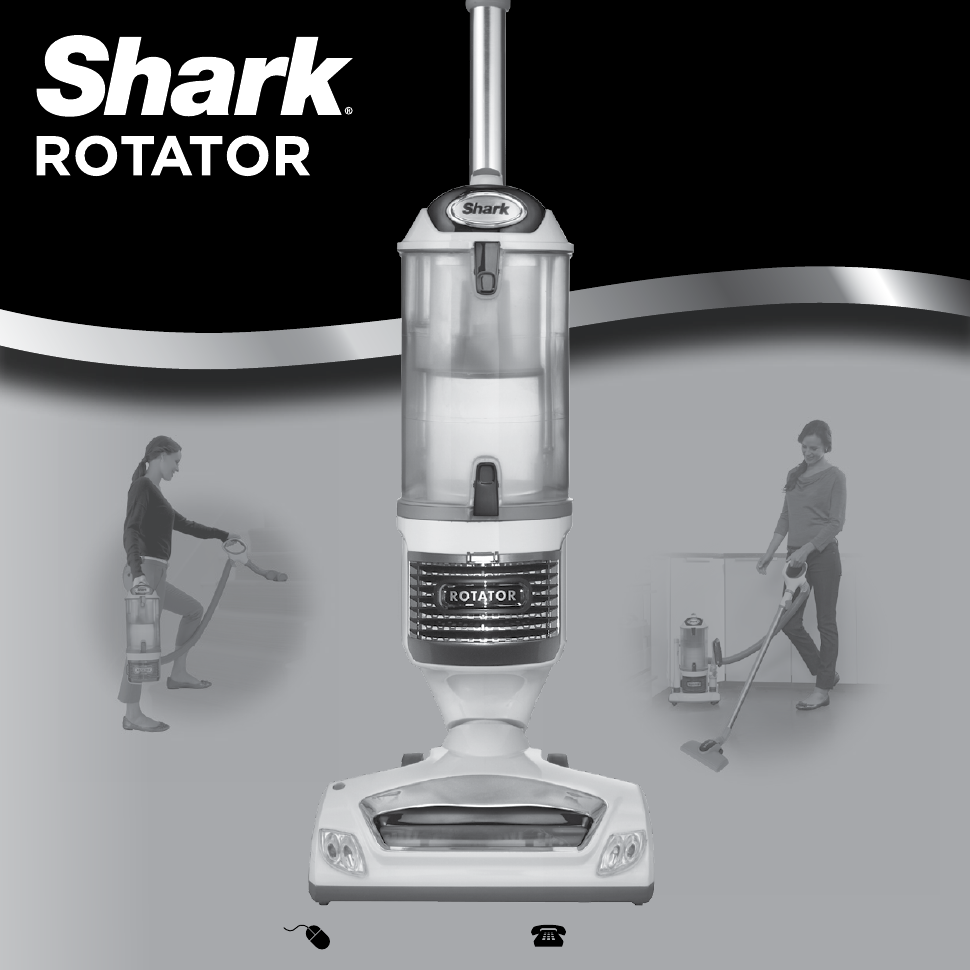Shark Shark Rotator Professional Lift Away Nv501 User S