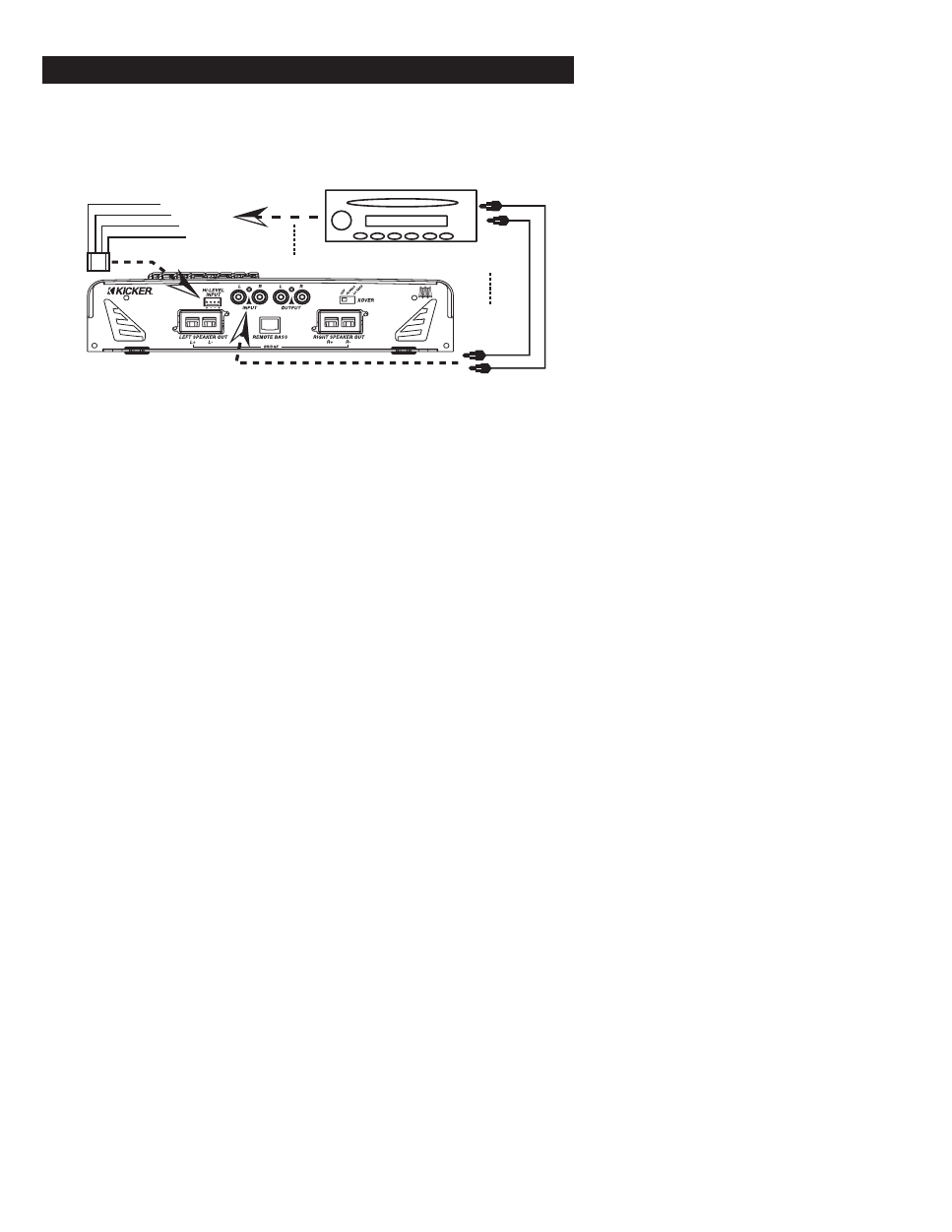 Kicker Zx460 Amp Wiring Schematics Schematic Diagrams Speaker Diagram Kx800 2 Owners Manual Page 3 Free Pdf Download 12 Pages