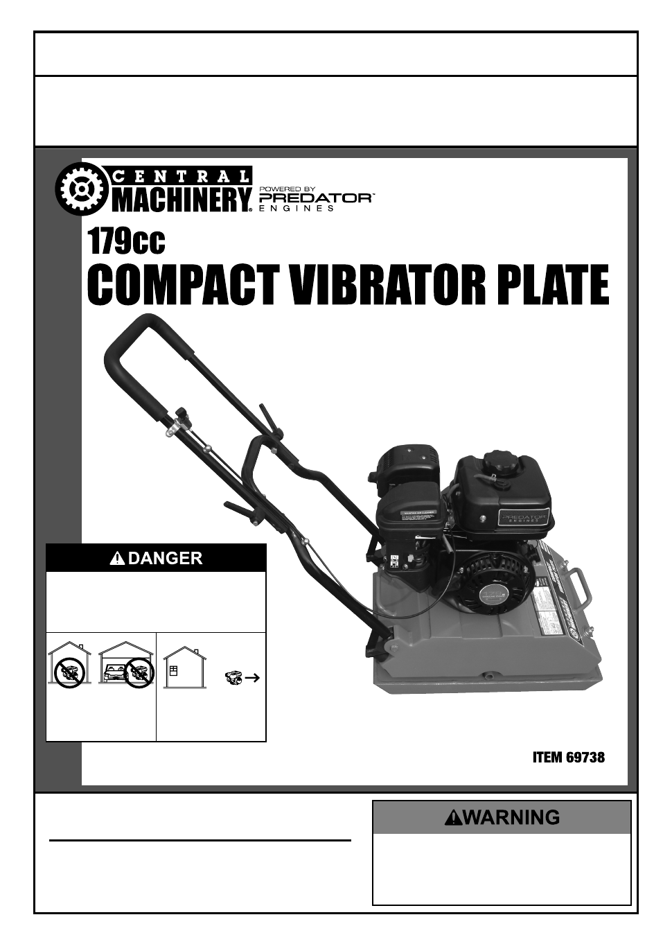 harbor freight compactor plate hp manual tools website harborfreight visit