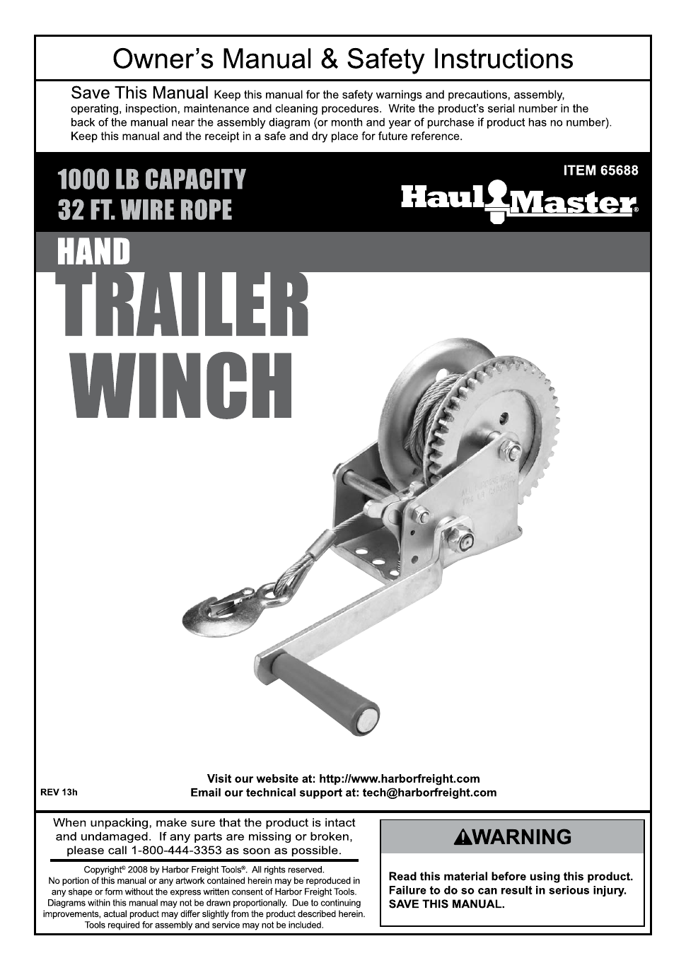 Harbor Freight 12 000 Lb Winch Wiring Diagram | Wiring Liry on
