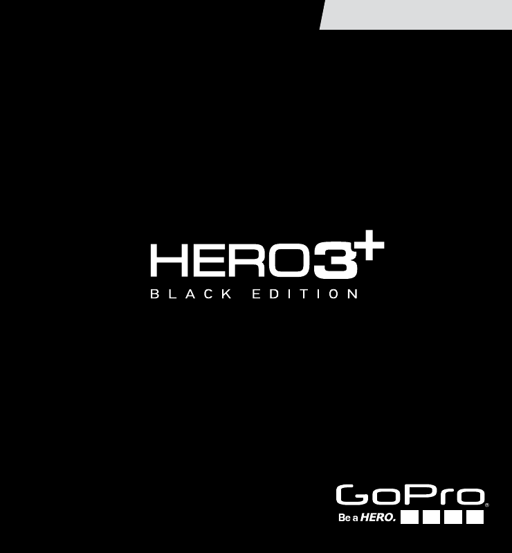 gopro hero 3 black edition user s manual free pdf download 68 rh manualagent com gopro 4 user manual GoPro Mounts