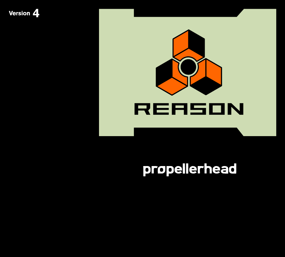REASON 4.0 MANUAL PDF DOWNLOAD