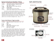 Aroma Aroma Rice Cooker ARC-960W User