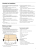 Bosch HMV5053U Installation Instructions - 5