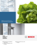 Bosch B30IR800SP Instruction Manual - 1