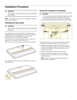 Bosch NIT5068UC Installation Instructions - 7