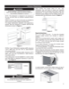 "Bosch 800 Series24"" Recessed Handle Special Application Installation Instructions - 7"