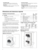 Bosch 24 Compact Condensation Dryer Axxis WTB86201UC Owner