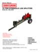 Craftsman 486.2454 User