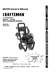 Craftsman 580.76201 User