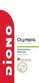 Diono Olympia Instruction Manual - 1