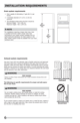 Frigidaire FFLE4033QW Installation Instructions - 6