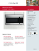 Frigidaire FFMV162Q User