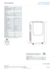 Frigidaire FRA093PT1 Product Specifications Sheet - 2