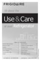 Frigidaire Refrigerator DGUS2645LF User
