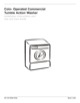 Frigidaire Tumble Action Washer User