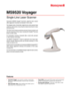 Honeywell MS9520 Voyager User