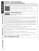 Hotpoint HTWP1400FWW Use & Care Manual - 2