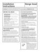 Hotpoint JV347HBB Use & Care Manual - 6