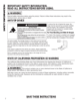 Hotpoint RB526DHWW Use & Care Manual - 2
