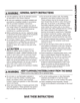 Hotpoint RB526DHWW Use & Care Manual - 3
