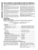 Hotpoint RB526DHWW Use & Care Manual - 8
