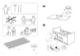 IKEA BANGSUND BED TWIN Assembly Instruction - 2