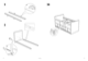 IKEA BANGSUND BED TWIN Assembly Instruction - 4