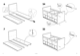 IKEA BANGSUND BED TWIN Assembly Instruction - 6