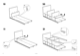 IKEA BANGSUND BED TWIN Assembly Instruction - 8