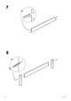 IKEA DALSELV BED FRAME FULL/DOUBLE Assembly Instruction - 8