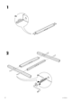 IKEA DALSELV BED FRAME TWIN Assembly Instruction - 4