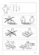 IKEA EINA BED FRAME TWIN Assembly Instruction - 2