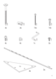 IKEA EINA BED FRAME TWIN Assembly Instruction - 3
