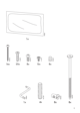 IKEA FLORO BED FRAME FULL, QUEEN & KING Assembly Instruction - 3
