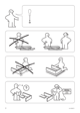 IKEA GRIMEN BED FRAME FULL & QUEEN Assembly Instruction - 2