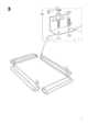 IKEA GRIMEN BED FRAME FULL & QUEEN Assembly Instruction - 5