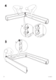 IKEA GRIMEN BED FRAME FULL & QUEEN Assembly Instruction - 6