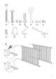 "IKEA GULLIVER CRIB 27 1/2X52"" Assembly Instruction - 3"