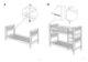 IKEA HEMNES BUNK BEDFRAME TWIN Assembly Instruction - 6