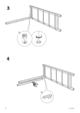 "IKEA HEMNES CHEST/6 DRAWERS 43X52"" Assembly Instruction - 6"