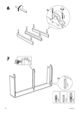 IKEA HEMNES DAYBED W/ 2 DRAWERS Assembly Instruction - 6