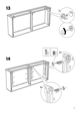 IKEA HEMNES DAYBED W/ 2 DRAWERS Assembly Instruction - 9
