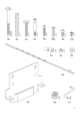 IKEA HOPEN BED FRAME FULL/DOUBLE Assembly Instruction - 3
