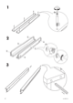 IKEA HOPEN BED FRAME FULL/DOUBLE Assembly Instruction - 4