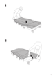 IKEA IKEA PS CHAIR BED COVER Assembly Instruction - 3
