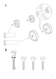 IKEA IKEA PS CHAIR BED FRAME Assembly Instruction - 3