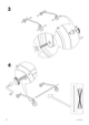 IKEA IKEA PS CHAIR BED FRAME Assembly Instruction - 4
