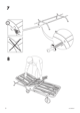 IKEA IKEA PS CHAIR BED FRAME Assembly Instruction - 6